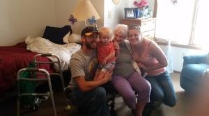 Grandma and All Her Grandchildren